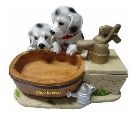 Bebedouro Para Cachorro Fonte Para Cachorrinho + Brinde.