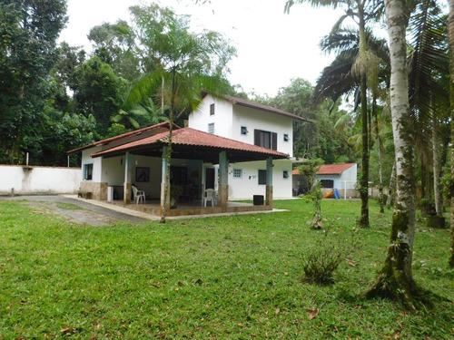 Imagem 1 de 14 de Casa No Condomínio São Marcos À Venda Em Peruíbe.