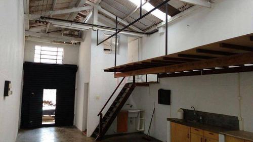 Imagem 1 de 7 de Galpão Para Alugar, 200 M², Rua Fernandes Moreira, 826 - Chácara Santo Antônio (zona Sul) - São Paulo/sp - Ga0035