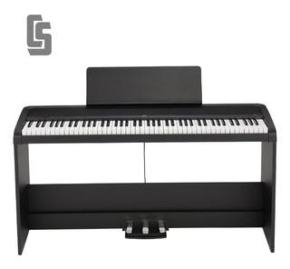 Piano Digital Korg B2sp 88 Notas Mueble 3 Pedales Usb Midi