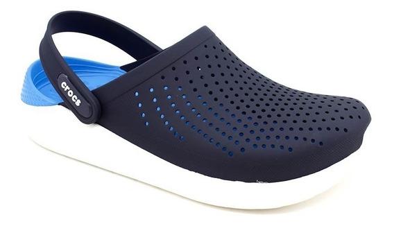 Crocs Clog Original Lite Ride Azul Marinho