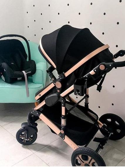 Baby Confort Car Stroller Luxo Importado O