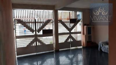 Sobrado Com 3 Dormitórios À Venda, 208 M² Por R$ 360.000 - Vila Nova Urupês - Suzano/sp - So0131