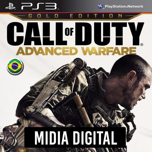 Ps3 Psn* - Call Of Duty Advanced Warfare + Havoc