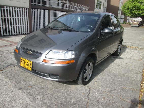 Chevrolet Aveo Famili 1.5l Mt Sa