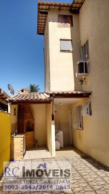Casa Em Jardim Catarina ! 2 Quartos, Quintal E Churrasqueira