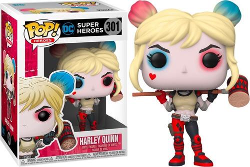 Funko Pop! Harley Quinn 301 Gamestop Exclusive Original