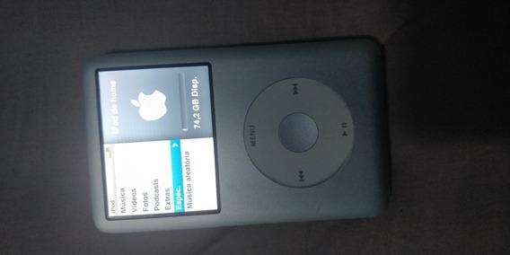 iPod Clássico 80gb