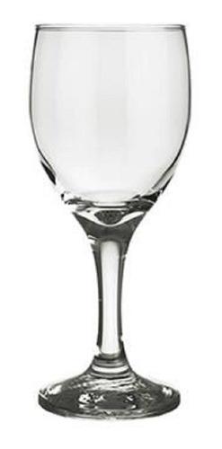 Imagen 1 de 3 de Copa Vidrio De Vino Tinto 350 Ml. Línea Emperatriz