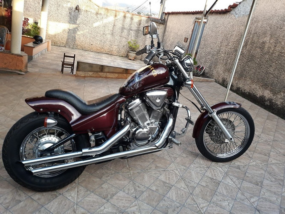 Honda Shadow 600cc 1999-2000