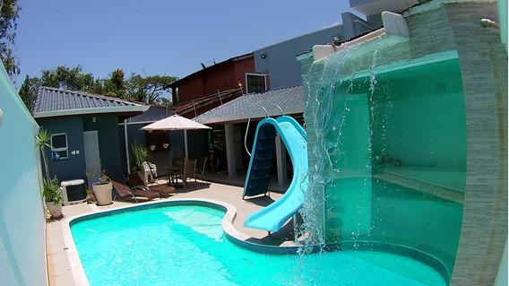 Casa Com Piscina Em Condomínio À Venda Na Praia De Peruíbe