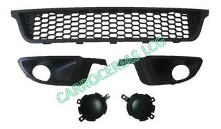 Kit Rejilla Inferior Fiat Siena Fase 4 2012