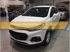 Nueva Chevrolet Tracker 1.8n Ltz Manual 4x2 Fdw Ep