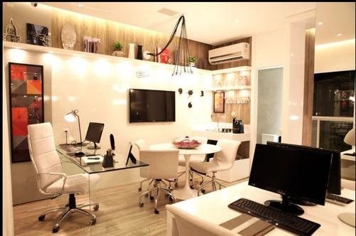 Imagem 1 de 7 de Osasco Centro Venda Salas Comerciais 32 M2 R$209.000,00 Nova