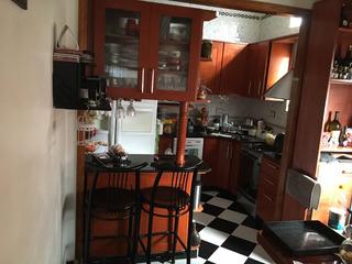 Mueble De Cocina Con Mesada, Barra, Campana Y Mas.