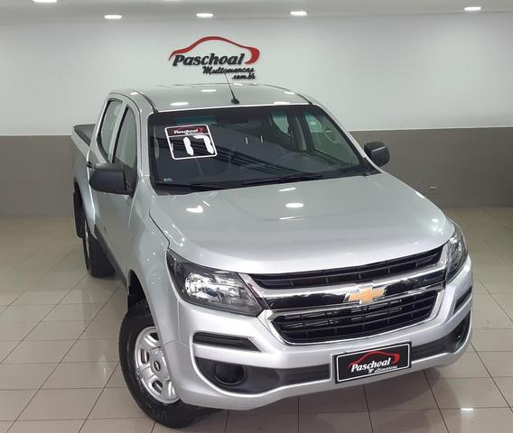 Chevrolet S10 2017 2.8 Ls Cab. Dupla 4x4 4p