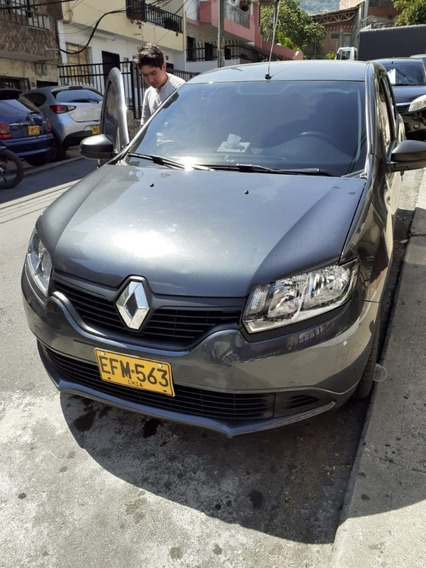 Renault Logan 2018 Authentic (poco Kilometraje)