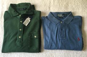 Kit Com 2 Camisas Ralph Lauren L