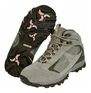 Botas Hi Tec Ohio Waterproof Montaña Trekking Mujer Dama