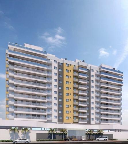 Apartamento À Venda No Bairro Vila Da Penha - Rio De Janeiro/rj - O-5929-14221