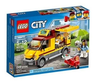 Lego City Camión De Pizza 60150