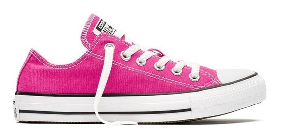 Zapatillas Converse All Star Color Rosa