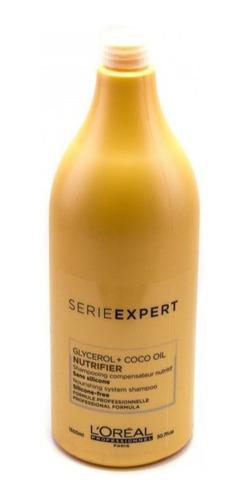 Shampoo Loreal Nutrifier 1500 Ml Profesional