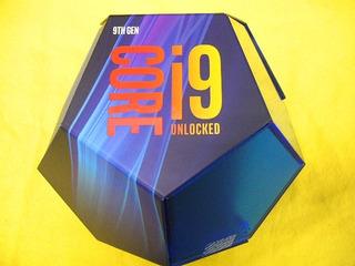 Nuevo Procesador Intel I9 9900k 3.6ghz 16mb Cache 1151