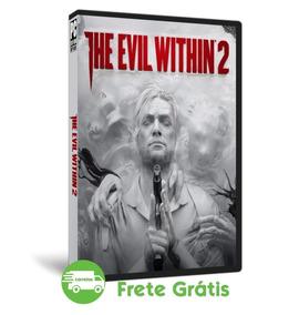 The Evil Within 2 Pc Português Mídia Física + Dlc