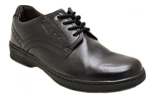 Sapato Pegada 08/2019 21210 Preto