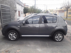 Renault Sandero Stepway Debe Patentes Y Multas Impecable