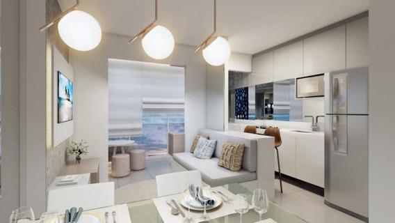 Apartamento Para Venda Em São Paulo, Vila Prudente, 2 Dormitórios, 1 Banheiro - Sp008