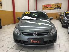 Volkswagen Gol Gv 1.0 2013 Completo Kingcar Multimarcas