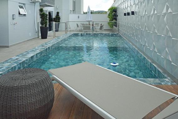 Apartamento Com 2 Dormitórios À Venda, 83 M² - Centro - Blumenau/sc - Ap2110