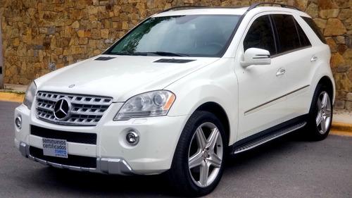 Imagen 1 de 15 de Mercedes Benz Ml 500 Ta 2011!!!
