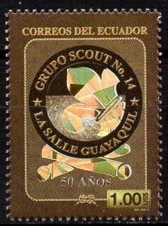 Ecuador 2013 - Grupo Scout Nº 14 La Salle, Guayaquil (1)