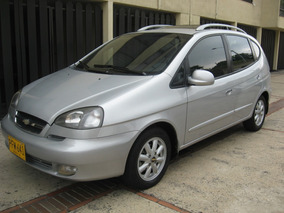 Chevrolet Vivant Lt Automatica Full 2009