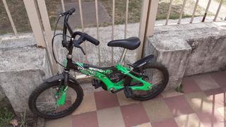 Bicicleta De Niño Rodado 16 - Impecable