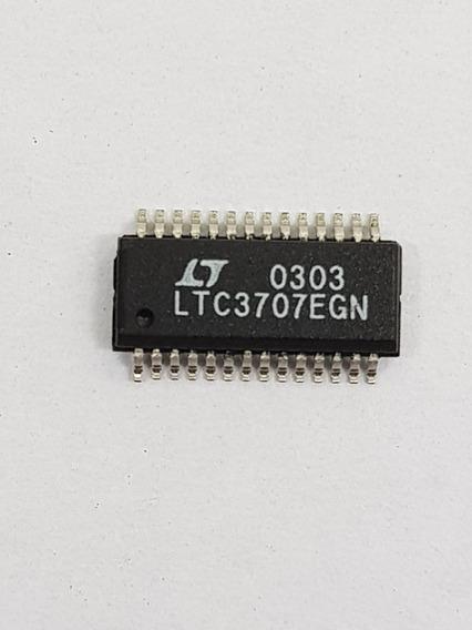 C. I. Ltc3707eg Regulador 5 E 3,3v - 5 Amps (cx02)