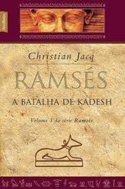 Livro A Batalha De Kadesh - Ramsés - Christian Jacq
