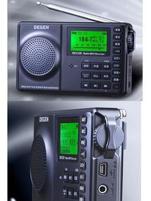 Rádio Degen De 1129 Am Fm Oc Multifuncional
