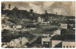 Cartão Postal Antigo Itaperuna Rj Central Foto