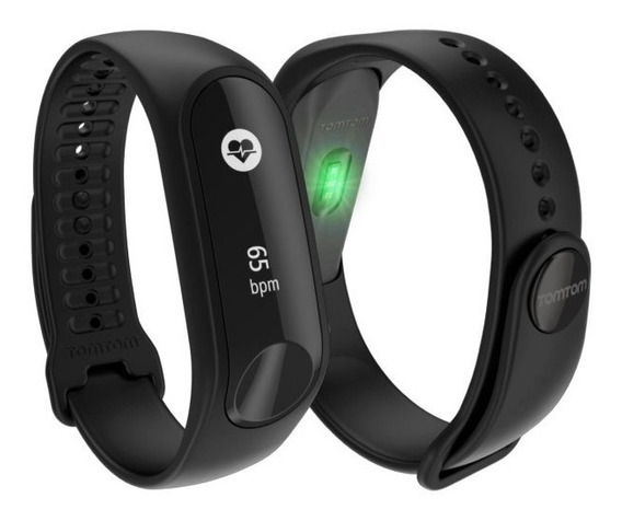 Pulseira Tomtom Touch Fitness Tracker Cardio.