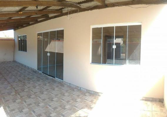 Casa Em Nossa Senhora De Fátima, Penha/sc De 80m² 3 Quartos Para Locação R$ 1.100,00/mes - Ca270518