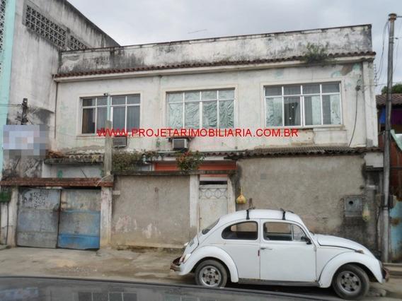 Heliópolis/belford Roxo. Terreno De 360m² Com 6 Casas. - Ca00456 - 32690437