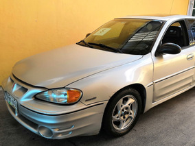 Pontiac Grand Am Gt Sedan Piel Qc Cd Mt Automatico