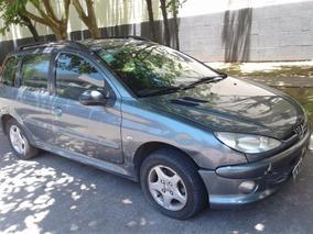 Peugeot 206 Sw 1.6 Premium 2008