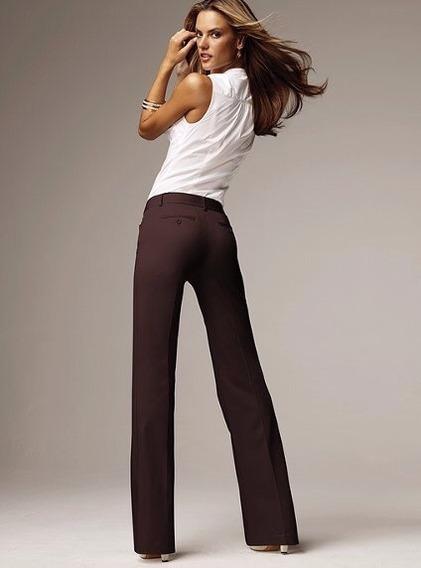 Pantalon Carolina Herrera, Bcbg Maxazria Dama Talla 6