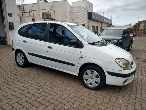 Renault Scénic 2.0 Rt 16v Gasolina 4p Manual