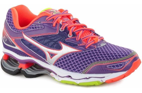 Zapatillas Mizuno Creation 18 W Running Mujer Importadas
